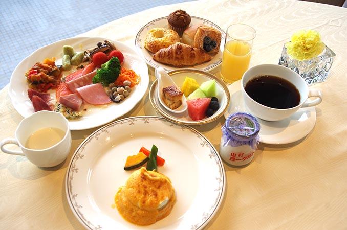 志摩観光ホテル朝食