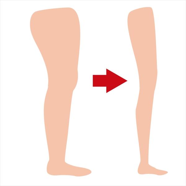 自宅でできる効果的な脚やせ方法