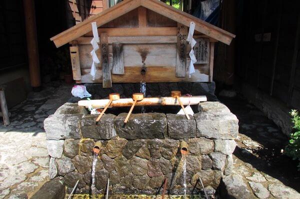 中山道 奈良井宿(ならいじゅく)