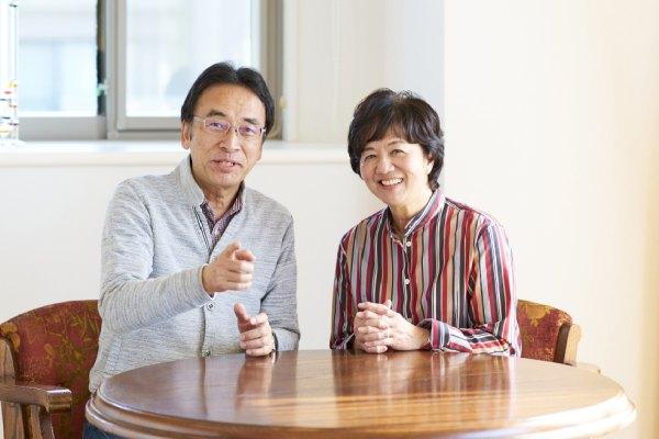 川上さん夫妻