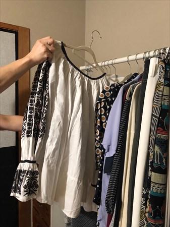 楽家事アイデア:洗濯物は畳まない