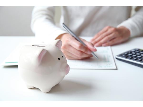 年金家計簿シートに書くだけでお金が貯まる