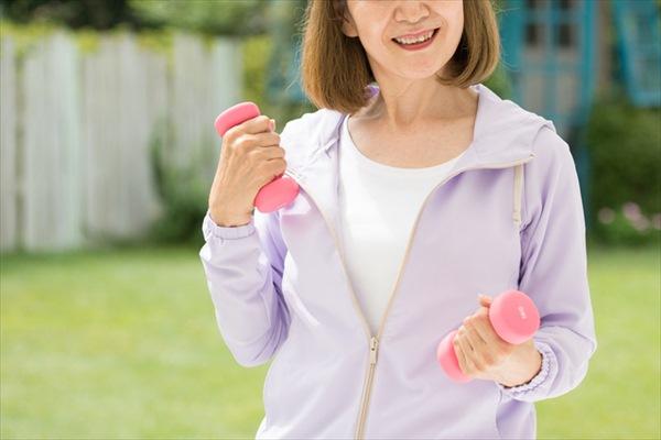 予防には食事と運動、そして社会参加が大事!