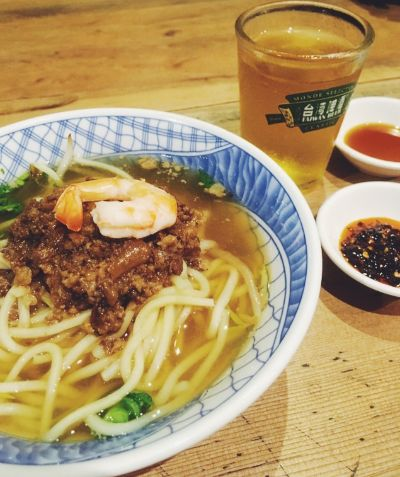 赤崁擔仔麺