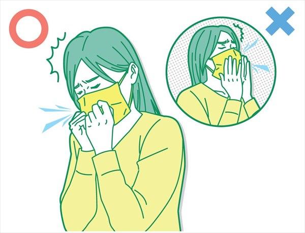 コロナ禍の花粉シーズンは感染予防&マナーにも注意