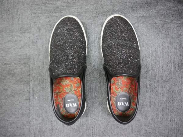 X脚の原因は靴の選び方
