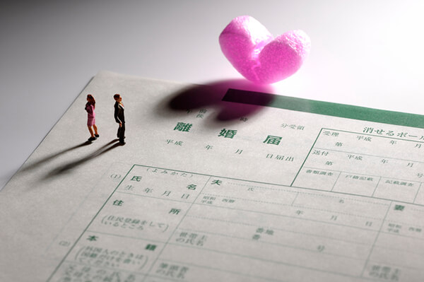 熟年離婚派:夫婦の資産を明確に分けるには離婚しかない! 場合