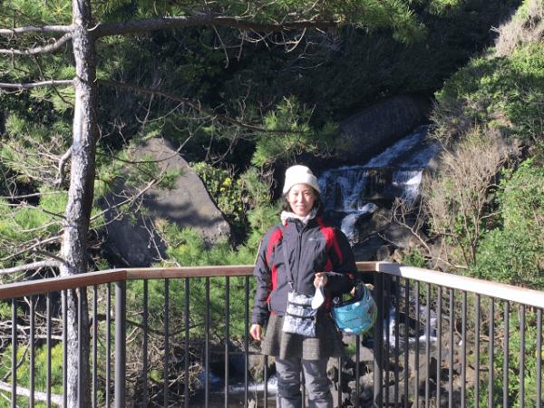 ひさしぶりのバイク旅行 気になっていた城ケ崎へ