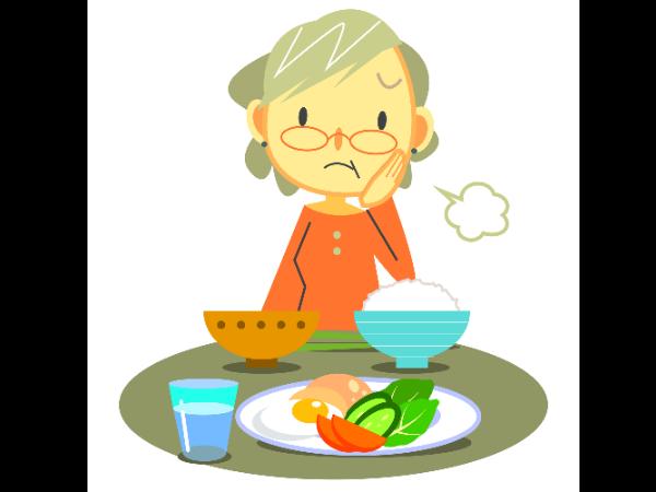 年を取ると低栄養になりやすい理由