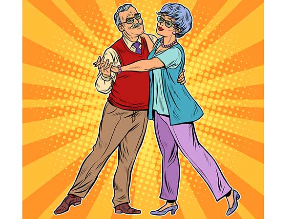 「熟年夫婦の愛の変遷」