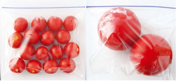 おすすめの冷凍野菜「トマト」