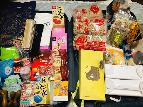 帰ってからも台湾を感じる愛しいお土産たち