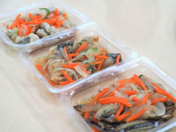 長崎県産 地魚の南蛮漬け3種