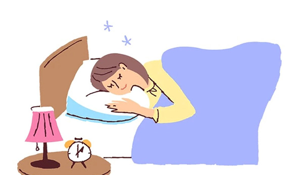 更年期で眠れない毎日