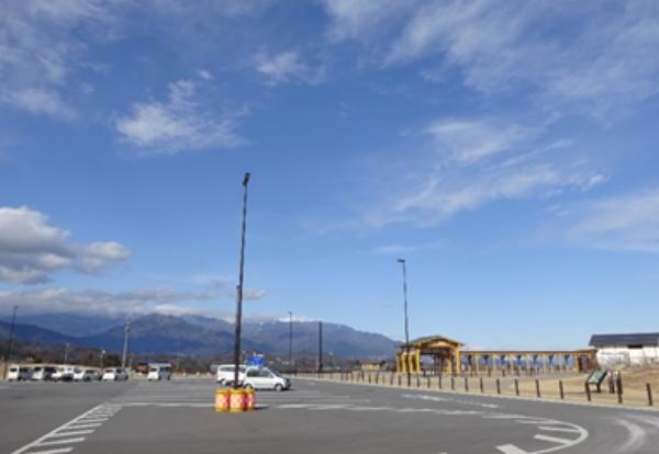 PA駐車場