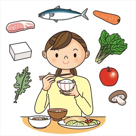 体が喜ぶ食べ物で健やかに生きる