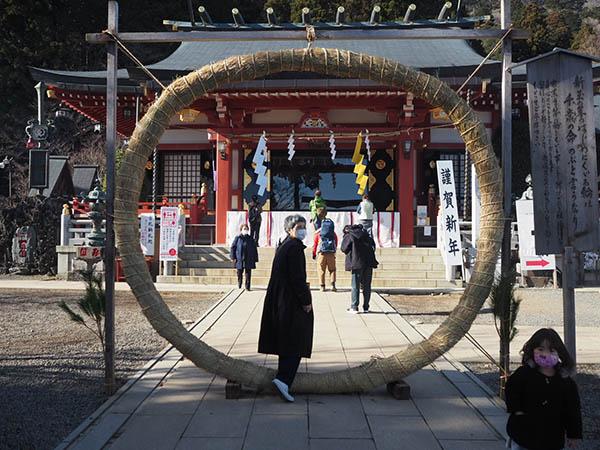 神奈川県丹沢大山の大山阿夫利神社と素敵なカフェへ