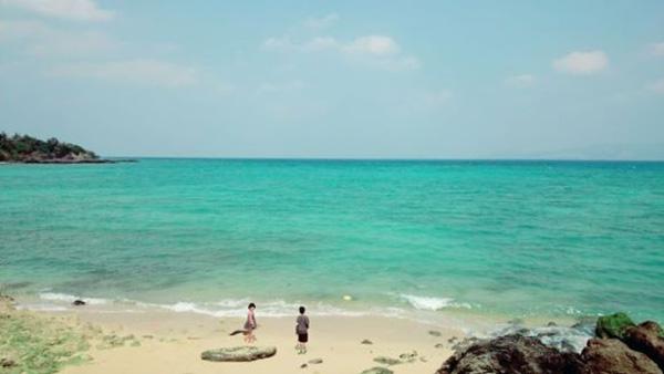 開業しようか迷った時、背中を押してくれた沖縄の海