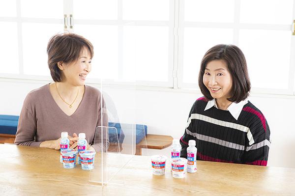「主人も食後のおやつ代わりに食べていました」と半田さん。