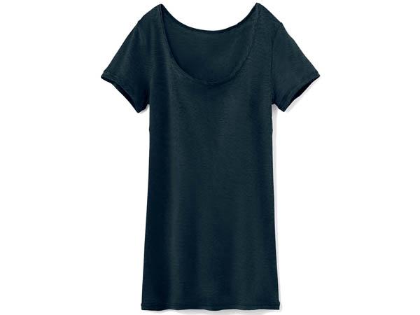汗取りインナー・綿100%フレンチ袖(吸水速乾・消臭)