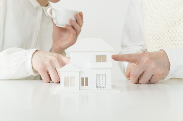 夫婦円満のヒント3:生活スペースを分ける