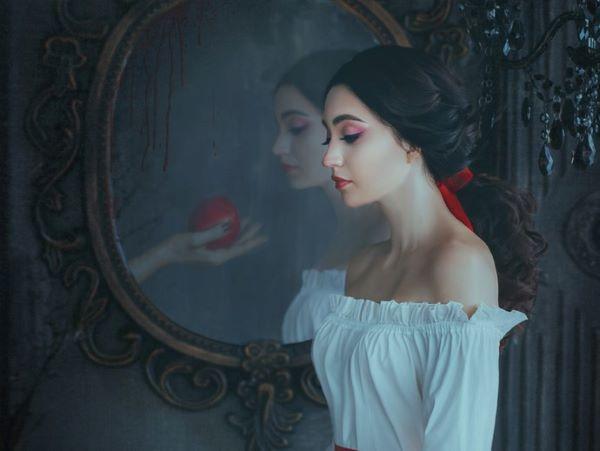 心理テスト魔法の鏡
