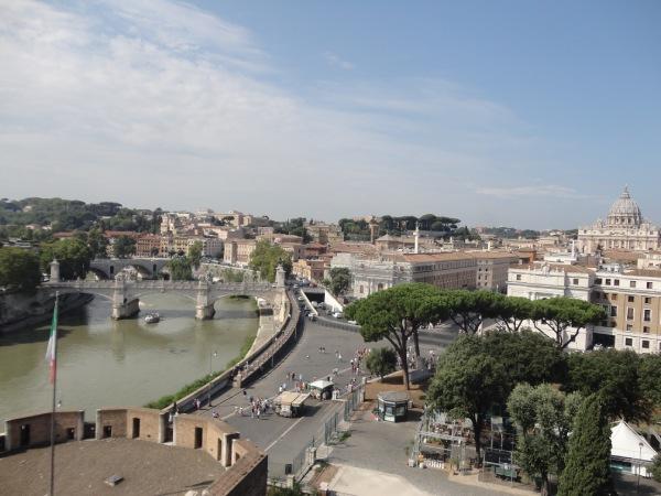 一都市滞在。暮らすようにローマを旅する(前編)