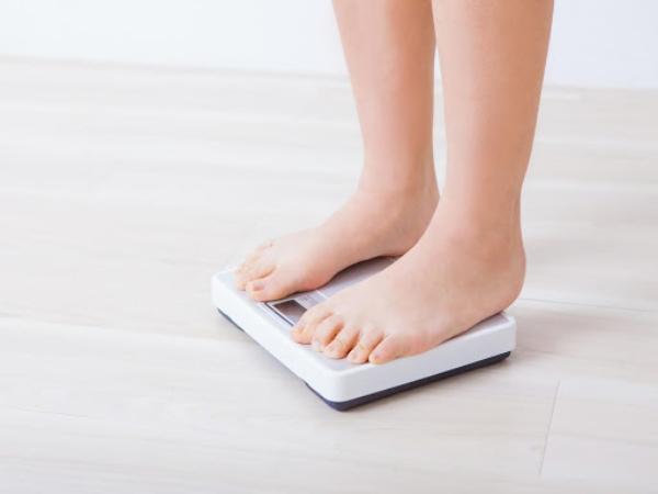 ひざに大きな影響を与える一因は「体の重さ」