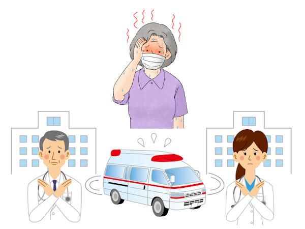 入院時の身元引受人や保証人についても検討を