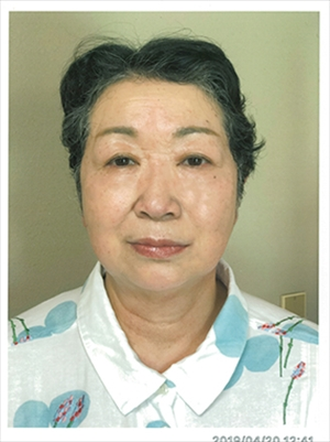 佐々木美子さん 61歳