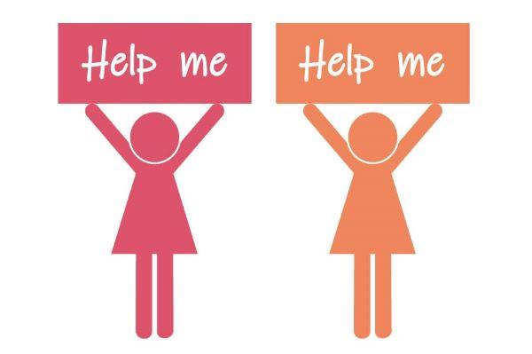 いろいろな人に助けられています!