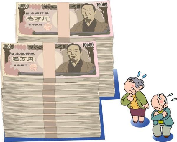 老後2000万円問題とは