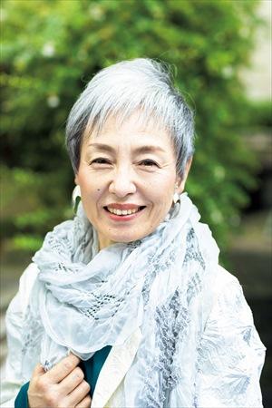 60代ファッションのお手本:青木富士子さん(62歳)