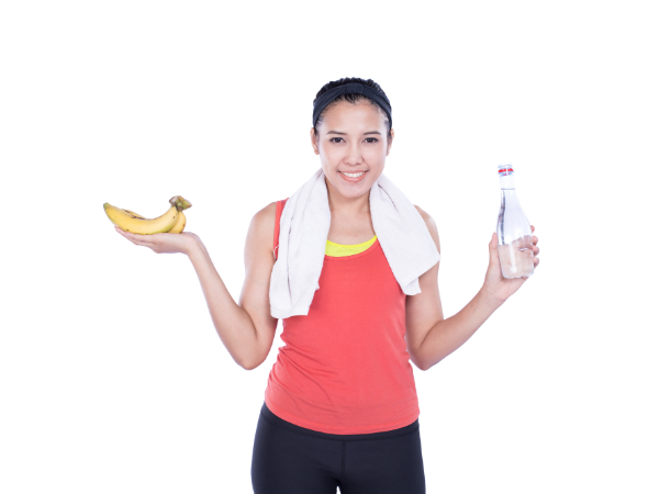 バナナが運動をする人にいい理由