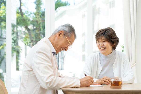 「私が入院したら読んでねノート」を夫婦で書いて見せ合おう