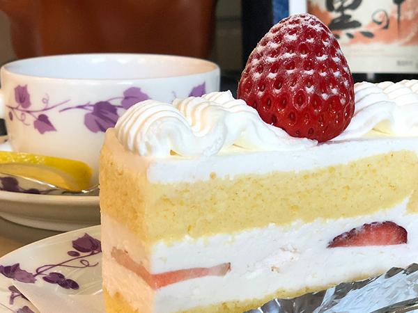 ハルメク世代にとってケーキといえばいちごショートでは?