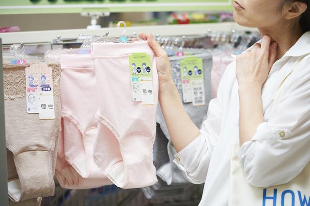 下着の買い替え頻度