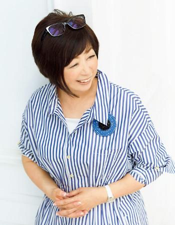 スタイリスト、石田純子さん