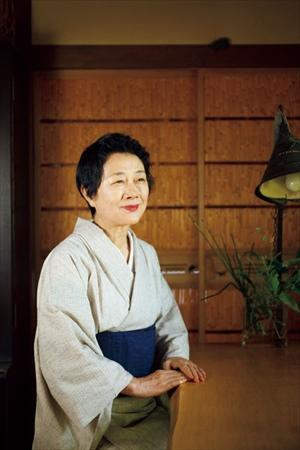 横山タカ子さんの古布リメイクの方法