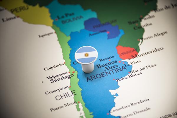 アルゼンチンはどこ?