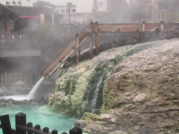 群馬県の草津温泉