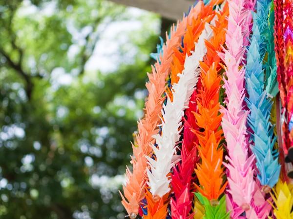 折り鶴や千羽鶴の意味