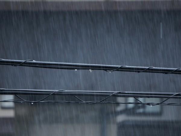 雨の降り方にもよっても名前がある!