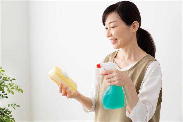 カビを撃退!おすすめ洗剤や掃除アイテム