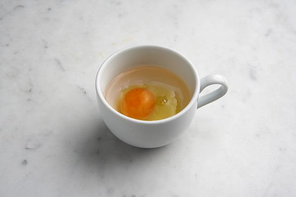 温泉卵を作る