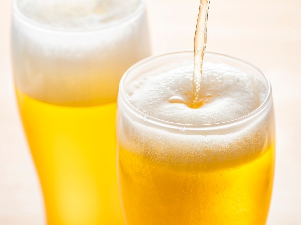 家でビールをおいしく飲むには?